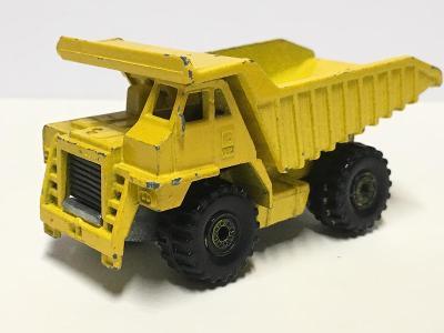 Caterpillar CAT Dump Truck - Hot Wheels Hong Kong (H4-hk12)