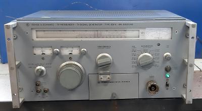 Rohde & Schwarz - TV-Messender - TV signal generátor SDFA (BN410231)
