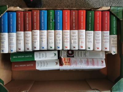 Bedna knihy - Nejlepší světové čtení