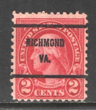 USA  1926-34  (Richmond)