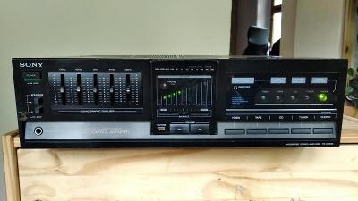 Vintage hifi zesilovač Sony
