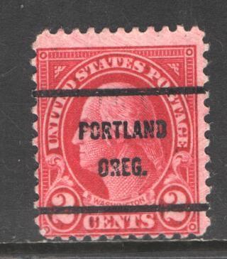 USA 1926-34 (Portland)