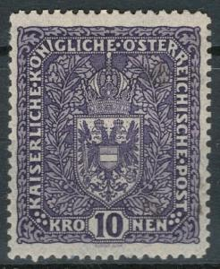 Rakousko / Österreich 1916 - WAPPEN - ANK / Mi. 203 *