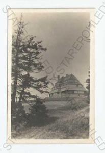 Šerlich hora Rychnov n. Kněžnou Masarykova chata