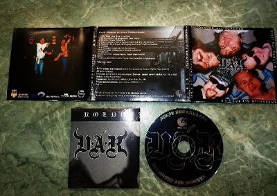CD V.A.R. - Rozdvojen, ale schopen (2001) digipack