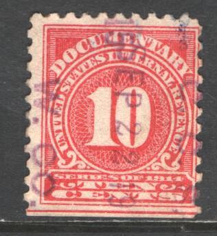 USA  1914