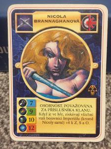 Doomtrooper CZ - Nicola Brannaghanová