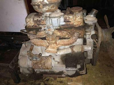 Škoda octavia motor