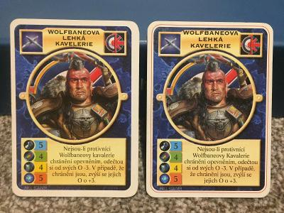 Doomtrooper CZ - Imperial 2x Lehká Kavalérie