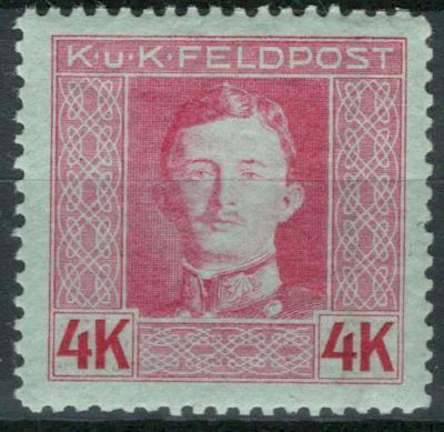 Rakousko / Österreich 1917/18 - K. u K. FELDPOST - ANK / Mi. 71 **