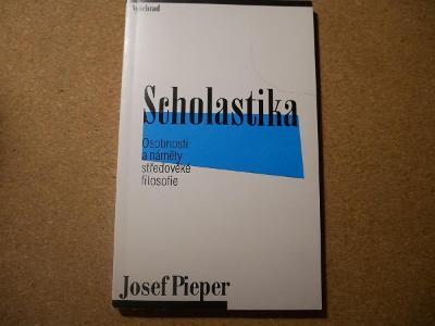 Scholastika - Pieper Josef