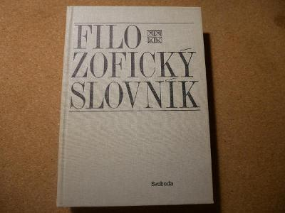 Filozofický slovník - kolektiv autorů