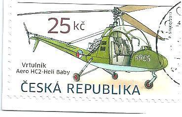 Historické dopravní prostředky 2013, raž. zn. k.č. 757.