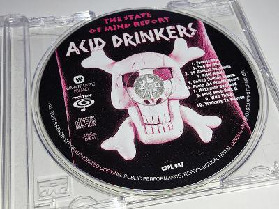 ACID DRINKERS / NA CD PÁR JEMNÝCH ŠKRÁBEK - BEZ OBALU