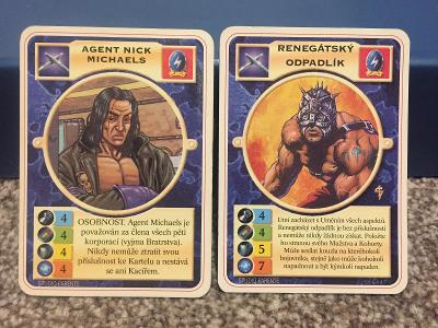 Doomtrooper CZ - Agent Nick Michaels a Odpadlík