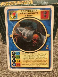 Doomtrooper CZ Posvěcená předsunutá výspa