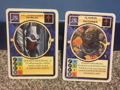 Doomtrooper CZ - Callistonianský vetřelec a Ilianin potomek