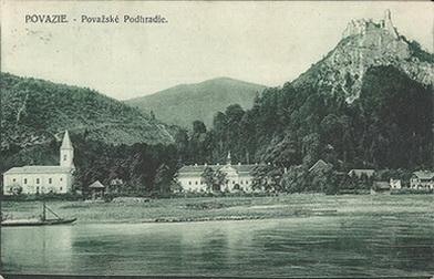POVAZIE - Považské Podhradie