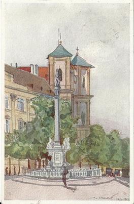 Bratislava - Župné námestie