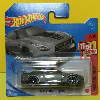 '17 Nissan GT-R - Hot Wheels 2021 79/250 (E29-12)