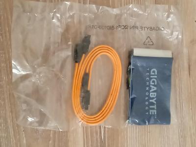 datové kabely SATA