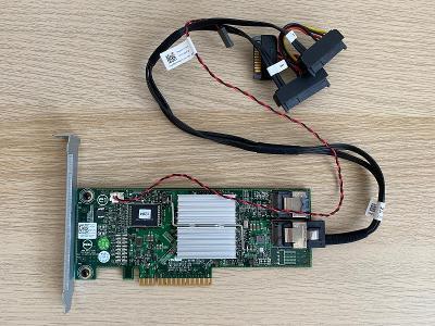 Dell PERC H310 - 2x SAS řadič PCI-E