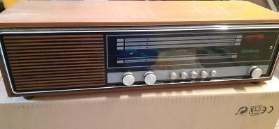 Staré rádio UNITRA CONTESSA