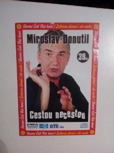 CD, Miroslav Donutil - Cestou necestou
