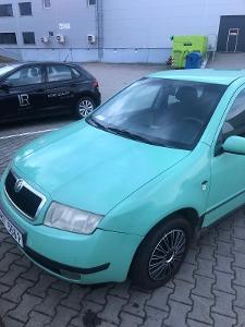 Škoda Fabie 1.4MPI + LPG
