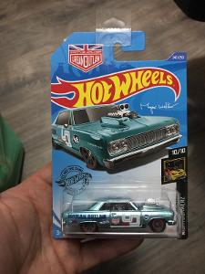 Hot Wheels CHEVY CHEVELLE SS STH!!!!