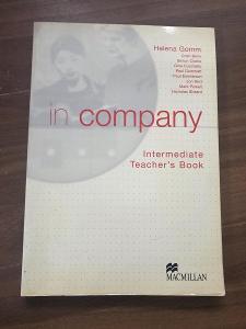 In Company - Intermediate (Teacher´s Book) - kolektiv autorů