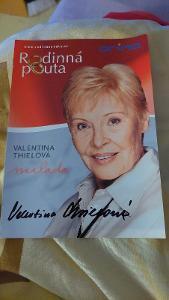 Autogram Valentina Tihelová
