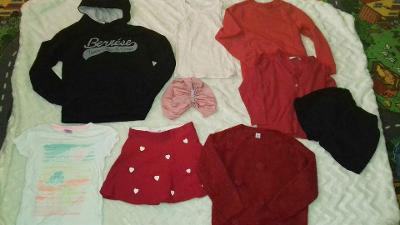 Set oblečení pro holčičku