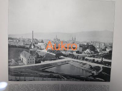 Liberec a Jindřichův Hradec 1898