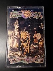 CONCRETE BLONDE ......... IMPORT USA / MC originál kaseta