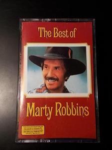 Marty Robbins ......... IMPORT USA / MC originál kaseta