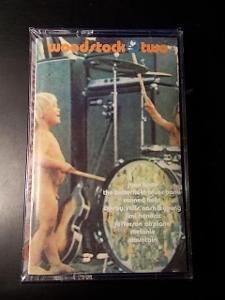 WOODSTOCK ! NOVÁ ! ......... IMPORT USA / MC originál kaseta