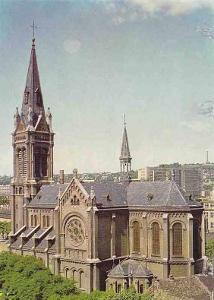 Bratislava, kostel Nanebevzetí Panny Marie