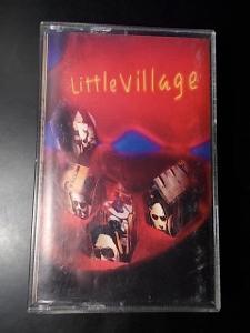 LITTLE VILLAGE ........... IMPORT USA / MC originál kaseta