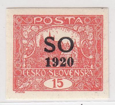 21. Hradčany - 15h - SO 1920 - zk. Karásek, Vrba **