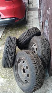 4 zimní pneumatiky
