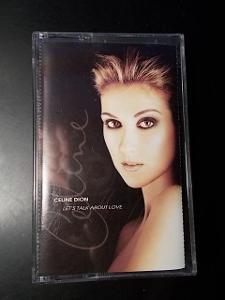 Celine Dion ........... IMPORT USA / MC originál kaseta