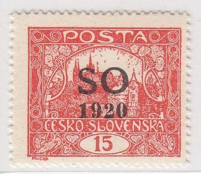 26. Hradčany - 15h - SO 1920 - zk.Karásek - podtyp příčky - **