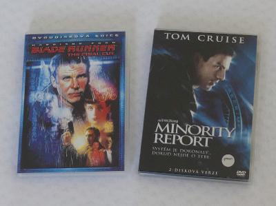 Blade Runner: Final Cut + Minority Report (2 x 2DVD)