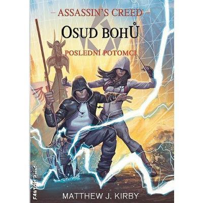 NOVÉ Assassin's Creed - Poslední potomci 3 - Osud bohů PRÁVĚ VYŠLO