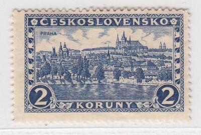 41. Praha 2K - ultramarin - zk. Vrba - ** - PR 7