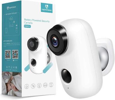 IP kamera HEIMVision HMD2 - FullHD / 6 000 mAh /