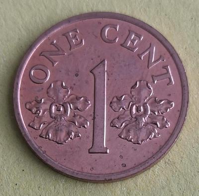 Singapur 1 cent 1994