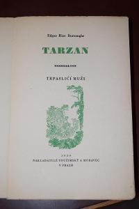 Tarzan - 11 dílů, sešity, sbírkový stav