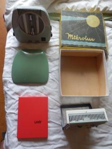 Mikrolux s origo krabicí + Uvir
